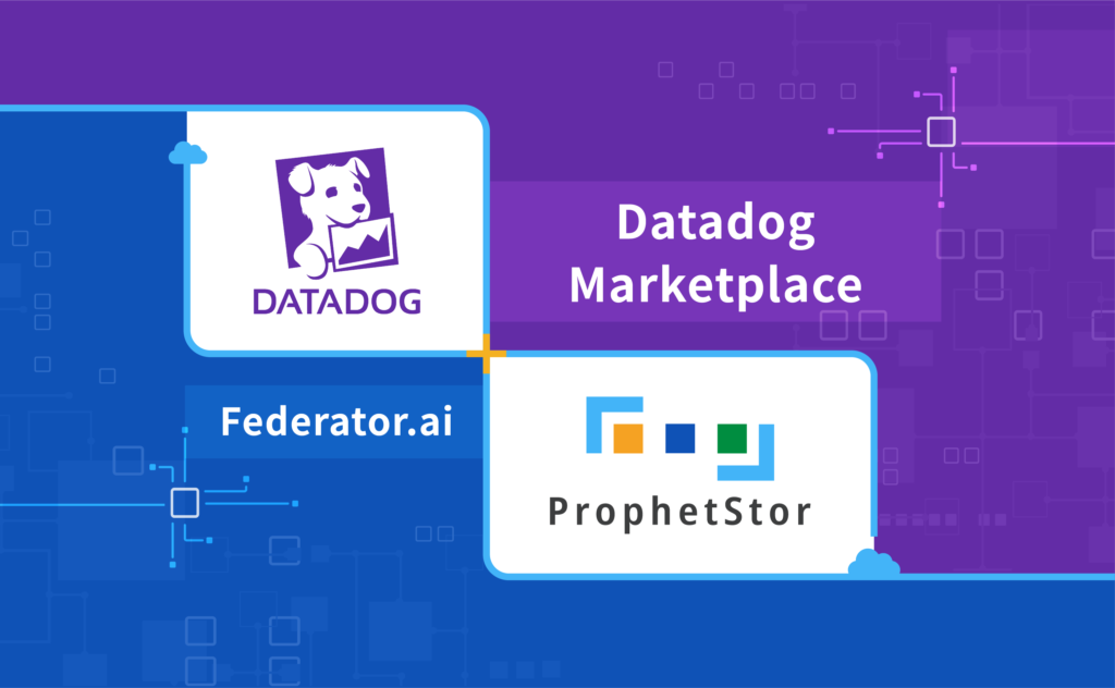 Federator.ai is now available on the #Datadog Marketplace.
